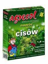 Nawóz do cisów Agrecol 1.2 kg